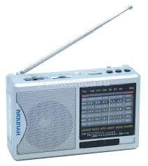 Купить <b>Радиоприемник Hyundai H-PSR160</b> серебристый в ...