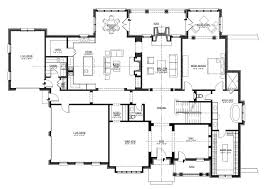 Large House Blueprints Pleasant Big Modern House Open Floor        Large House Blueprints Great Home Plan  Floor Plan First Story