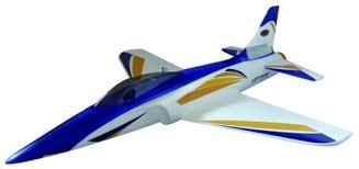 <b>Радиоуправляемый самолет Dynam METEOR</b> 70MM EDF RTF 2.4 ...