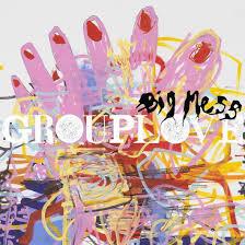 <b>Grouplove</b> - <b>Big</b> Mess (2016, Red/Yellow Starburst , Vinyl)   Discogs