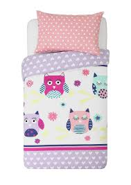 Owl Bedroom Curtains Duvet Covers Pillows Bedding Go Argos