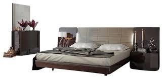 barcelona bedroom set by fenicia mobiliario king size bed 2 nightstands modern bedroom barcelona bedroom