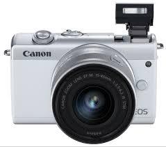 <b>Canon EOS M200</b> – новая беззеркальная камера с 24,1 МП APS ...