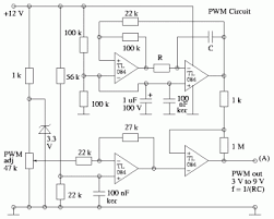 Some Power <b>PWM</b> Drivers For Electric <b>DC Motors</b>
