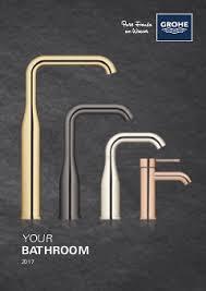 <b>Eurodisc Cosmopolitan</b> - Bathroom Taps - For your Bathroom - <b>Grohe</b>