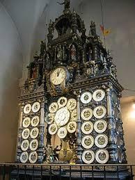 Достопримечательности Безансона: астрономические часы