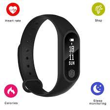 2018 <b>M2</b> Smart <b>Band</b> Call SMS Reminder Bluetooth <b>Smart Bracelet</b> ...
