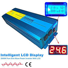 whp 1000 241 1000w pure sine wave solar power inverter 24vdc to 110vac