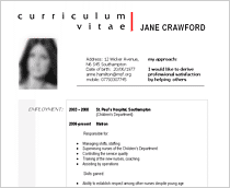 curriculum vitae • is your cv good enough  cover letter samples    the templates are already filled   exemplary data and nicely formatted  so it    s just like using a good friend    s cv to prepare yours
