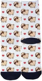 <b>Mens</b> Womens <b>Cute pet dog</b> wallpaper Socks 3D <b>Print</b> Custom ...