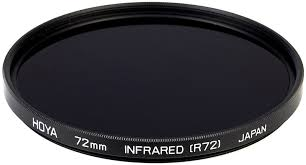 <b>Светофильтр Hoya INFRARED</b> (<b>R72</b>, RM90) 46mm купить ...