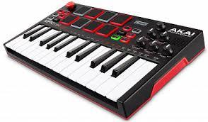 Купить Мини-<b>клавиатура AKAI PRO</b> MPK MINI PLAY с бесплатной ...