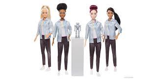 Барби стала инженером-<b>робототехником</b>   НЭН