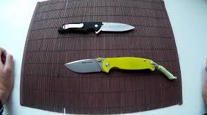 Обзор <b>ножа</b> Real Steel H6-S1 Fruit Green. Лучший китайский <b>нож</b> ...