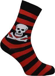 Ladies <b>Halloween Gothic Skull</b> print Ankle socks size 4-8: Amazon ...