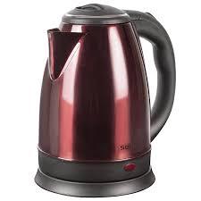 Купить <b>Чайник SONNEN</b> KT-118С, 1,8 л, 1500 Вт, закрытый ...