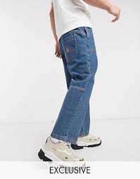 Men's <b>Loose Fit</b> Jeans | ASOS