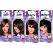 Отзывы о <b>Краска</b> для волос <b>Palette</b>