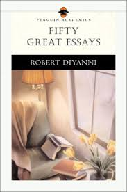 great essays diyanni   essay fifty great essays by robert diyanni reviews discussion