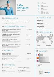 flight attendant resume template modern cv upcvup nowflight attendant resume template