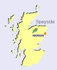 Risultati immagini per Speyside maps