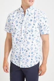 Reef <b>Short Sleeve Print</b> Shirt | <b>Summer</b> Sale Offer | Sportscraft