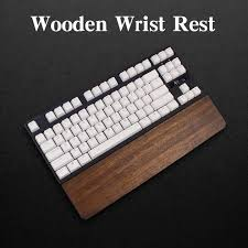<b>Wooden Wrist Rest</b> – KBDfans <b>Mechanical Keyboards</b> Store