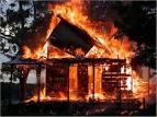 Фото с пожаров домов