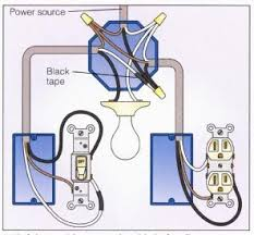 17 best ideas about electrical wiring diagram light and outlet 2 way switch wiring diagram