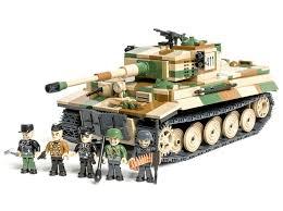 <b>Конструктор</b> Танк Тигр <b>Cobi</b> Small Army. Tiger PzKpfw VI Ausf. E ...