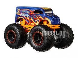 <b>Игрушка Mattel Hot Wheels</b> Базовый Монстр Трак FYJ44, код ...