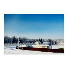 Холст 20Х30 <b>Printio</b> Зима. Мороз., Продукты, Напитки, Табак ...