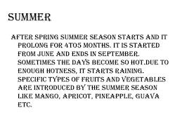 essay about seasons  short essay on winter season   important indiashort essay on winter season   important india