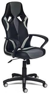 Компьютерное <b>кресло TetChair Runner</b> игровое — купить и ...