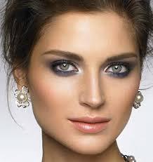 Resultado de imagen para maquillaje de novia