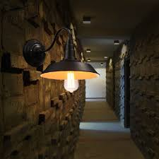 vintage industrial lighting home loft light fixtures luminaire d26cm metal wall lamps cafe pendant light restaurant antique industrial lighting fixtures