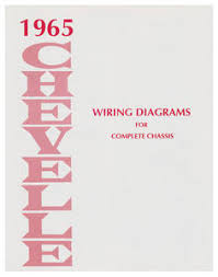 1965 chevelle wiring diagram manuals opgi com 1965 chevelle wiring diagram manuals