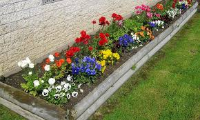 Small Picture Contemporary Flower Garden Design Designs Throughout