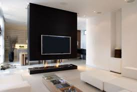 living room dividers ideas attractive: beautiful simple wall mounted tv idea for room divider in open living room ideas tv arrangement pinterest tvs beautiful and room ideas