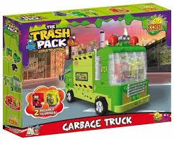 <b>Конструктор Cobi Trash</b> Pack Brix 6242 Мусоровоз — купить по ...