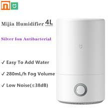 <b>2020 New Xiaomi</b> Mijia Humidifier 4L <b>Air</b> Purifier Aromatherapy ...