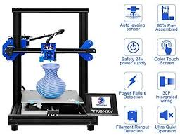 <b>Tronxy XY</b>-<b>2 PRO</b> 3D Printer Print Size <b>255x255x260MM</b> with ...