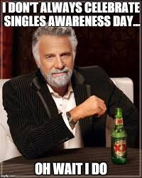 8 Singles Awareness Day Memes For People Who Can't Stand ... via Relatably.com
