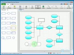 clickcharts diagram  amp  flowchart   software informer  free diagram    video tutorial and screenshots