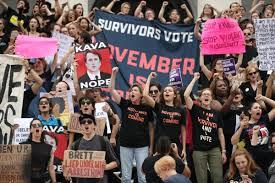 Democrats face backlash from 'mama bears' angered by Kavanaugh ...