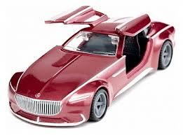 Коллекционная модель <b>Mercedes</b>-Maybach 6 Vision, масштаб 1 ...