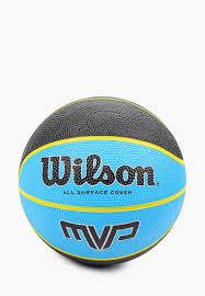 <b>Мяч баскетбольный Wilson</b> WILSON <b>MVP</b> MINI BSKT BLKBLU ...