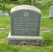 lydia sherman bartlett a grave memorial lydia sherman bartlett