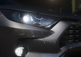 Оригинальная линзованная передняя оптика Toyota для RAV4 ...