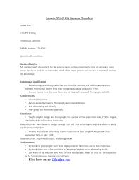 teacher resume examples education sample resumes  seangarrette cosample resume biology teacher resume sle format for sample resume biology teacher resume sle format   teacher resume examples